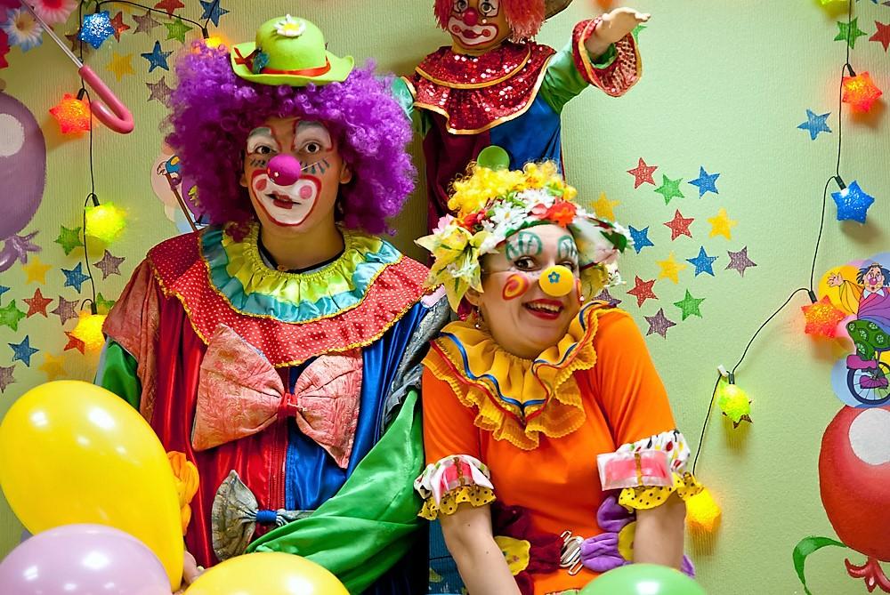 Клоуны на детский праздник best аниматоры со стажем 1-й, 2-й Бабьегородский переулок